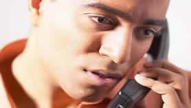 Mantalkingontelephone
